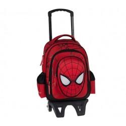 Spiderman Çek Çek Okul Çantası 62902