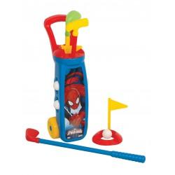 Spiderman Oyuncak Golf Seti