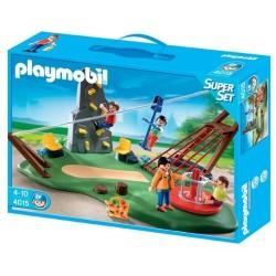 Playmobil Süper Set Çocuk Parkı 4015