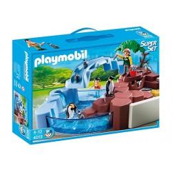Play Mobil Süper Set Penguen Yaşam Alanı 4013