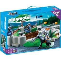 Play Mobil Süper Set Şovalye Kalesi 4014