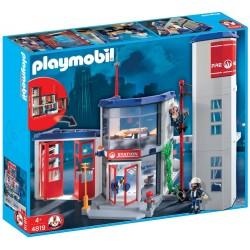 Play Mobil İtfaiye İstasyonu 4819