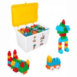 Sandıklı Süper Bloklar (190 Parça) 03-205