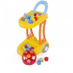 Oyuncak Servis Arabası 49 Parça Legolu FR54361