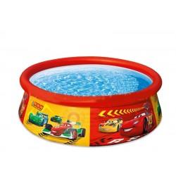 İntex Cars Desenli Şişme Aile Havuzu 28103