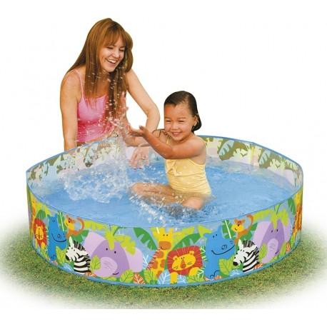Sevimli Orman Canlıları Çocuk Havuzu 58474