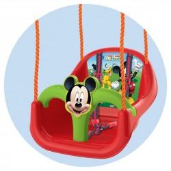 Mickey Mouse Çocuk ve Bebek Salıncağı İpli Salıncak