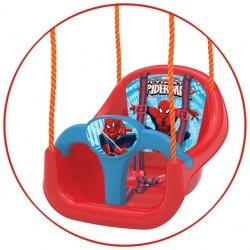 Spiderman Çocuk ve Bebek Salıncağı İpli Salıncak