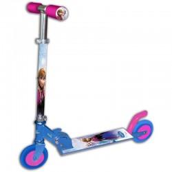 Frozen 2 Tekerlekli Frenli Scooter