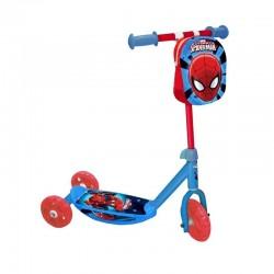 Spiderman 3 Tekerlekli Çocuk Scooter