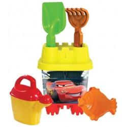 Cars Küçük Aksesuarlı Kale Kova Seti 01567