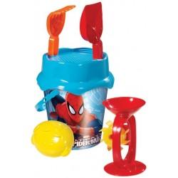 Spiderman Aksesuarlı Kova Seti 01632