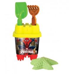 Spiderman Küçük Kale Kova Seti