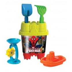 Spiderman Büyük Kale Kova Seti