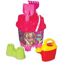 Barbie Büyük Kale Kova Seti