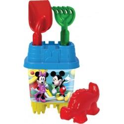 Mickey Mouse Küçük Kale Kova Seti