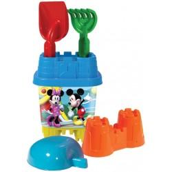 Mickey Mouse Aksesuarlı Küçük Kale Kova Seti