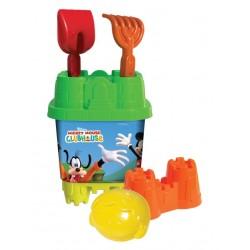 Mickey Mouse Büyük Kale Kova Seti