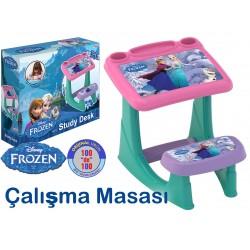 Frozen Yeni Ders Çalışma Masası