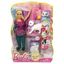 Barbie'nin Kedisi Tuvalet Eğitimi  Barbinin Sevimli Hayvanları