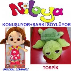 Niloya + Tospik Peluş Oyuncak Seti 2