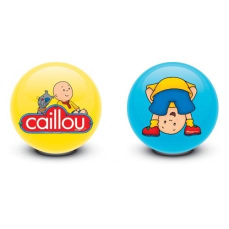 Caillou Plastik Top (Işıklı-Simli-45mm)