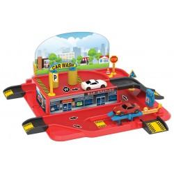 1 Katlı Garaj Otopark Seti Oyun Seti 03066