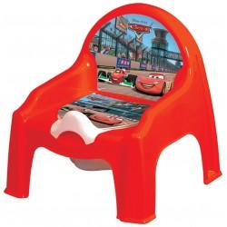 Cars Arabalar Lazımlık Çocuk Tuvalet Eğitimi 03096