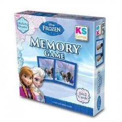 Frozen Karlar Ülkesi Eğitici Hafıza Kartı Oyunu