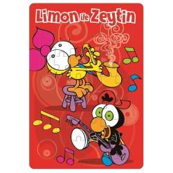 Sizinkiler 42 Parça Çocuk Yapboz Puzzle 1