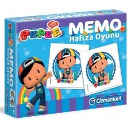 Pepee Clementoni Memo Hafıza Oyunu