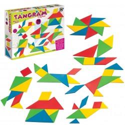 Tangram Tangram Oyunu 28 Parça Eğitici Ürün