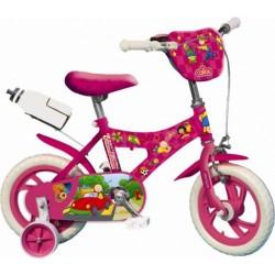 """Caillou Bisiklet (12"""") Dolgu Tekerli"""