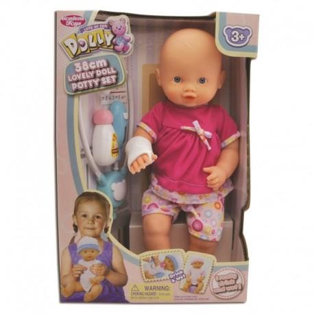Doktor Setli Hasta Bebek Altını Islatan Bebek