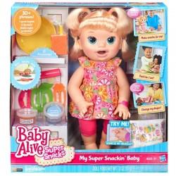 Baby Alive Maya İle Mama Zamanı