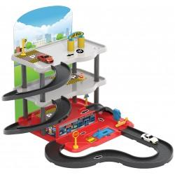 Otopark Garaj Seti 3 Katlı Oyuncak Garaj