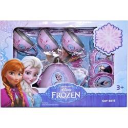 Frozen Metal Çay Seti DSN-1605
