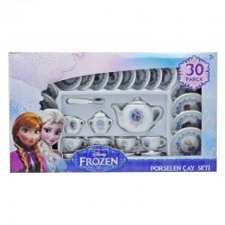 Frozen Porselen Çay Seti 30 Parça DSN-3040