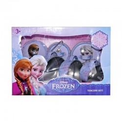 Frozen Metal Tencere Seti DSN-1115