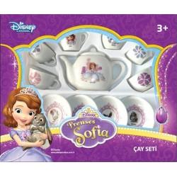 Prenses Sofia Porselen Çay Seti 13 Parça
