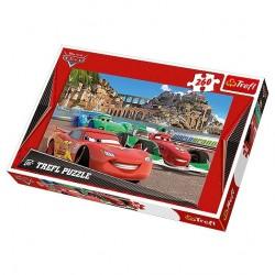 Trefl 260 Parça Çocuk Yapboz Cars Puzzle