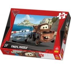 Trefl 160 Parça Çocuk Yapboz Cars Eğitici Puzzle