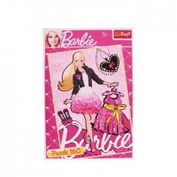 Trefl 160 Parça Çocuk Yapboz Barbie Eğitici Puzzle