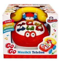 Vardem Go Go Müzikli Telefon Araba
