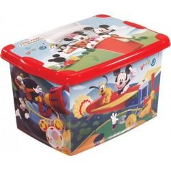 Mickey Moue Saklama Kutusu Deco Box 20 Lt