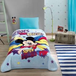 Disney Mickey Mouse Lisanslı Battaniye
