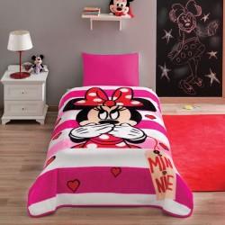 Disney Minnie Mouse Lisanslı Battaniye