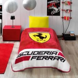 Taç Ferrari Lisanslı Battaniye