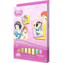Disney Prenses Eğitici Kum Boyama Seti 2 in 1