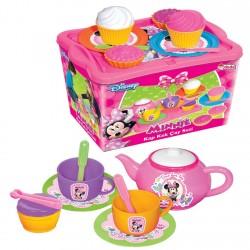 Minnie Mouse Kap Kek Çay Seti